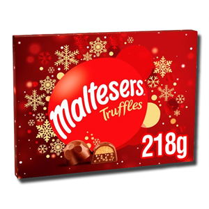 Maltesers Truffles Chocolate Christmas Advent Calendar 218g