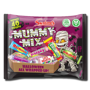 Swizzels Mummy Mix Halloween Sweets 340g
