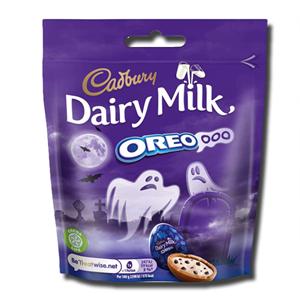 Cadbury Dairy Milk Oreo Mini Halooween Chocolate Egg 82g