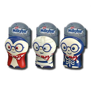 Nestlé Milkybar White Chocolate Halloween Monster 17g