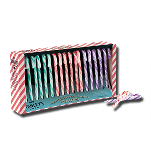 Mr. Stanley's Festive Tipple Candy Canes 18's 250g