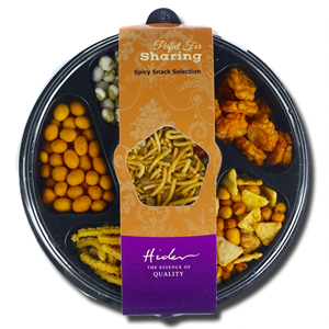 Hider Spicy Snack Selection Tray 370g