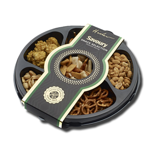 Hider Savoury Snack Selection Tray 340g