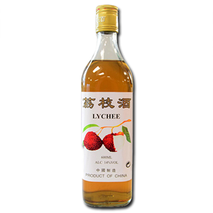 ZW Lychee Wine 14% 600ml