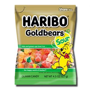 Haribo Goldbears Sour 127g