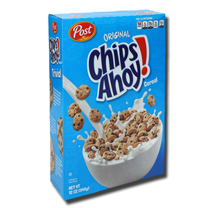 Chips Ahoy Cereal 340g