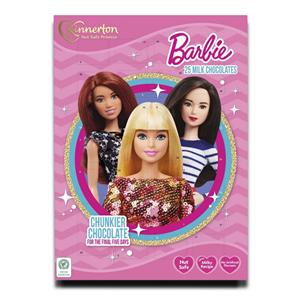 Kinnerton Barbie Milk Chocolate Advent Calendar 90g