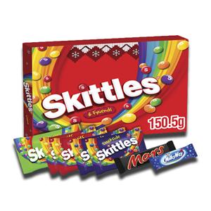 Skittles & Friends 150.5g