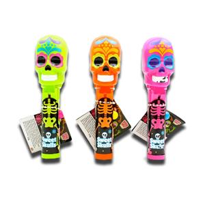 Lollipop Bip Pop-up Halloween Skulls Tikkari 10g