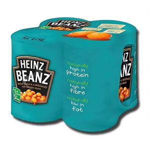 Heinz Baked Beans 4 Pack 415g