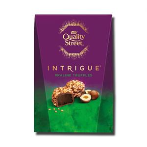Nestlé Quality Street Intrigue Pralines Chocolate Carton 200g