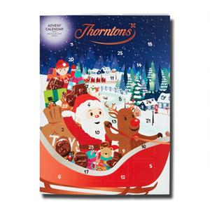Thorntons Advent Calendar 93g