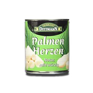 Feinkost Dittmann Corações de Palmitos 750g