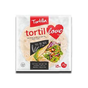Tortillas de Trigo 1.176kg