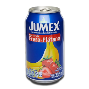 Jumex Fresa-Plátano Nectar 335ml
