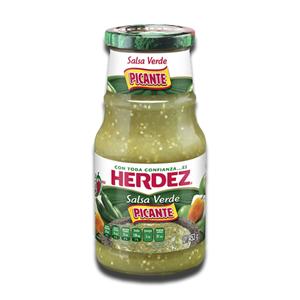 Herdez Salsa Verde Picante 240g