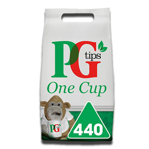 PG Tips Tea English Black 440's 880g