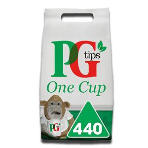 PG Tips Tea English Black 440's 880g