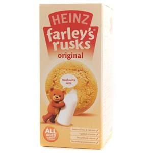 Farleys Rusks Original 150g