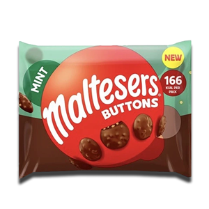 Maltesers Buttons Mint Chocolate Bag 68g