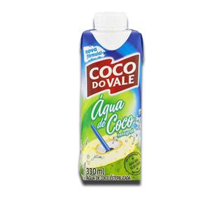 Coco do Vale Água de Côco 330ml