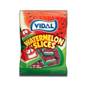 Vidal Gomas Watermelon Slices 100g