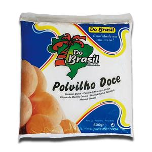Do Brasil Polvilho Doce 500g