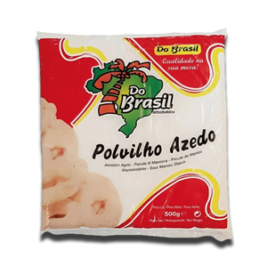 Do Brasil Polvilho Azedo 500g