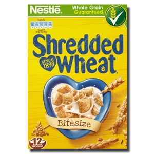 Nestlé Shredded Wheat Bitesize 500g