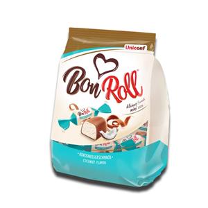 Uniconf Bon Roll Bombons com Recheio de Coco 100g