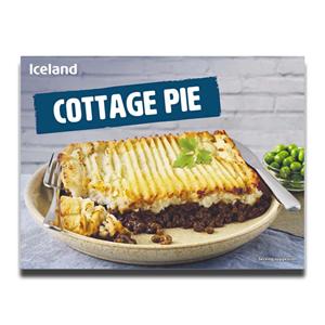 Iceland Cottage Pie 500g