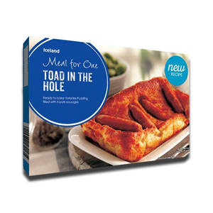 Iceland Toad the Hole 300g
