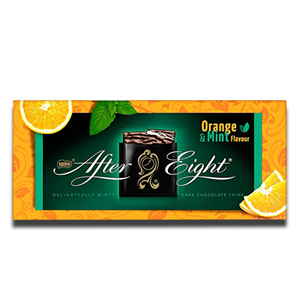 Nestlé After Eight Orange & Mint Flavour 200g