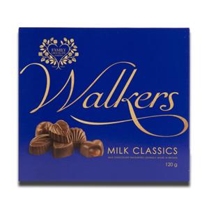 Walkers Milk Classics Britain Chocolate 120g
