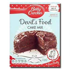 Betty Crocker Devils Food Cake 425g