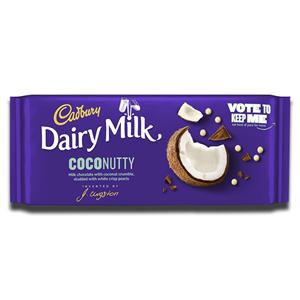 Cadbury Dairy Milk Coconutty 105g