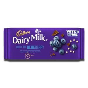 Cadbury Dairy Milk Blueberry 105g