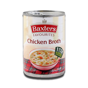 Baxters Soup Chicken Broth 400g