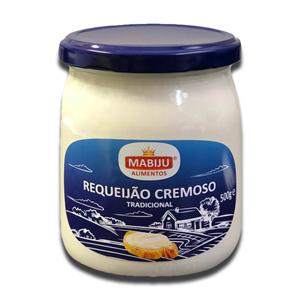 Mabiju Requeijão Cremoso 500g