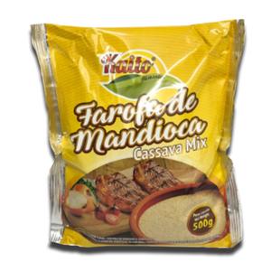 Kaito Farofa De Mandioca 500g