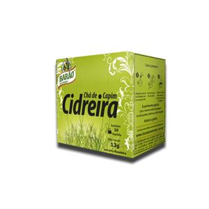 Barão Chá Capim Cidreira 10x13g