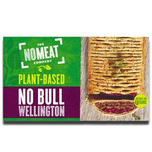 The No Meat Company No Bull Wellington 560g
