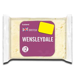 Iceland Wensleydale 180g