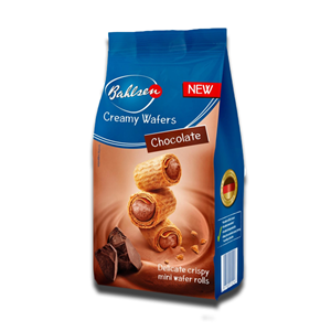 Bahlsen Creamy Wafers Chocolate 75g