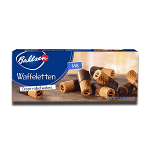 Bahlsen Waffeletten Milk Chocolate 100g
