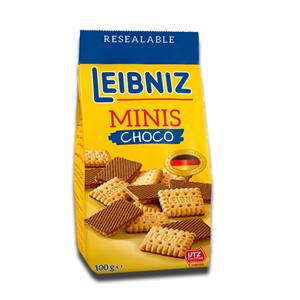 Leibniz Minis Butter Choco Biscuit 100g