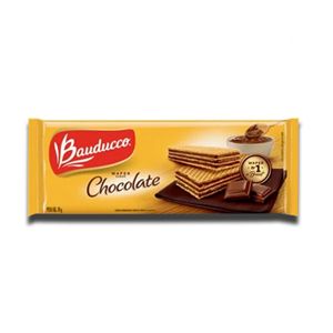 Bauducco Waffer Recheio de Chocolate 78g