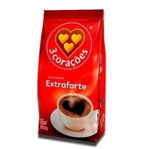 Café Três Corações Extra Forte 250g