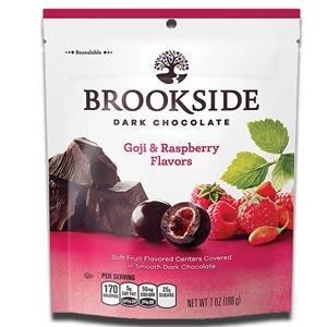 BrookSide Dark Chocolate Goji & Raspberry 198g