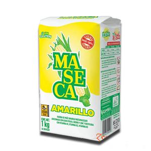 Maseca Farinha de Milho Amarelo 1Kg